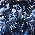 "serj tankian ""system of a down"" by alan  sloey"