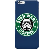 Starbucks Starwars iPhone Case/Skin
