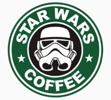 Starbucks Starwars by Thomassus