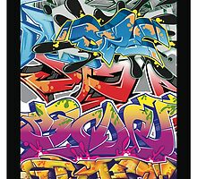 Graffiti Montage by trev4000