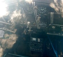 Cockpit 2 by Alvin-San Whaley