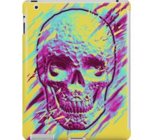 Bright Skull iPad Case/Skin