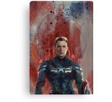 Cap (half-lenght) Canvas Print