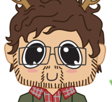 will graham Sticker