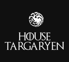 House Targaryen - Game of thrones by galatria