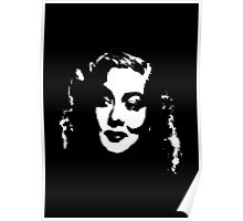 Audrey Totter Is Class Poster