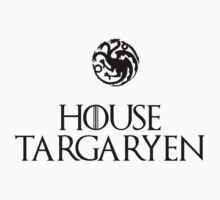 House Targaryen - Game of thrones by galatria