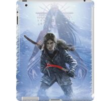 Rise of the tomb raider iPad Case/Skin