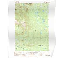 Maine USGS Historical Map The Traveler 306960 1975 24000 Poster