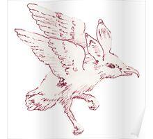 Rat-Bird Poster