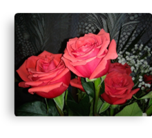 Roses 4 Canvas Print
