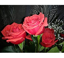 Roses 4 Photographic Print