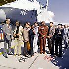 Leonard Nimoy - Mr Spock Signed Photo - Star Trek Crew autograph by verypeculiar