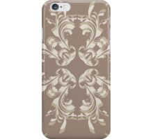 Abstract colorful floral ornament 7 iPhone Case/Skin
