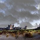 Historic Sands.....Bamburgh by Bootkneck