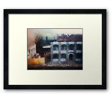 From Inside Your Old Apartment  Framed Print
