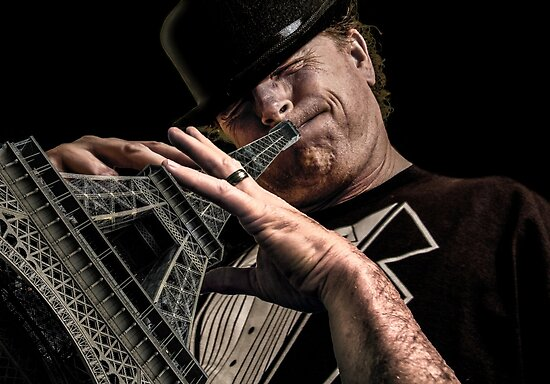 Eiffel and All That Jazz by Randy Turnbow