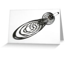Whisk at Dawn Greeting Card