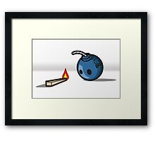 Fatal Attraction Poster Framed Print