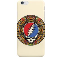 2012 Mayan Steal Your Face - Full Color iPhone Case/Skin