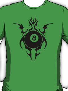 billiards : tribalz T-Shirt