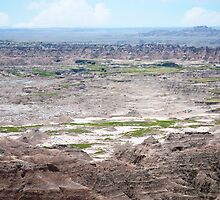 Across the Badlands by designingjudy