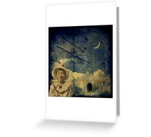 Later That Night Greeting Card