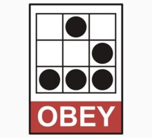 Obey Hacker by Nargren
