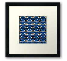 Abstract Pattern #5 Framed Print