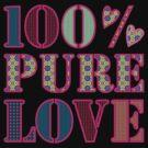 100% by fashionforlove