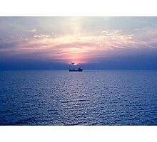 Lake Superior at rest Photographic Print