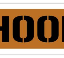 iHOON sensor bar bronze Sticker
