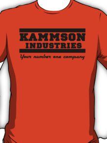 kammson blk on blk T-Shirt