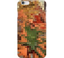 Vintage Abstract urban by rafi talby iPhone Case/Skin
