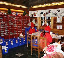 Santa's Mail by Tarryn Godfrey