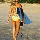 surfer girl by wildplaces