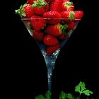 Strawberry Juice by jerry  alcantara