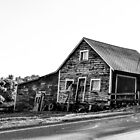 Little Barn by Rebecca Bryson
