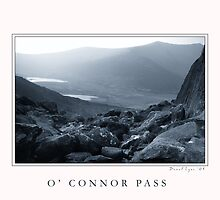 O Connor Pass by Donal Lyne
