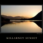 Killarney Sunset by Donal Lyne