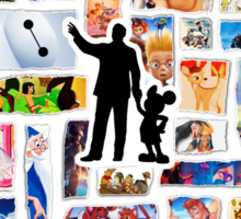 Walt Disney Animation Studios Sticker