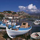 Molyvos, Lesbos by duncananderson