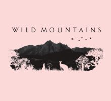 Wild Mountains Kids Clothes