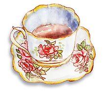 Tea by LittleBirds