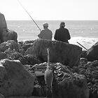 Fishermen. by clentz