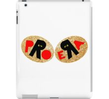 Pro Era Red and Gold iPad Case/Skin