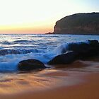 MacMasters Beach by annadavies