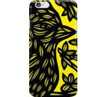 Dusseault Bird Yellow Black iPhone Case/Skin