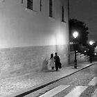 Lovers Stroll by DavePlatt