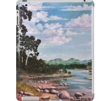 Shallow Creek iPad Case/Skin